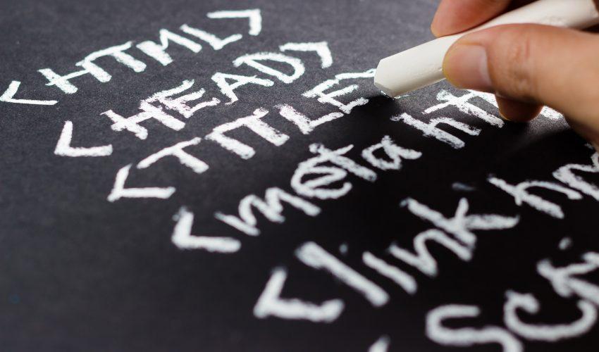 html コーディング